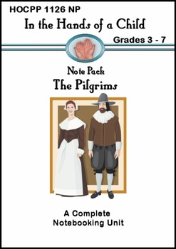 The Pilgrims - A Thematic Unit