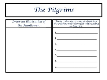 The Pilgrims  ~ Cornerstones of Freedom Book