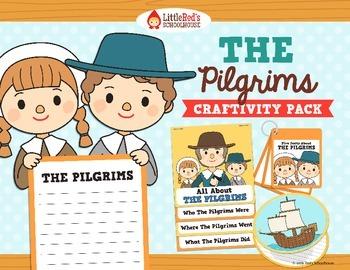 Pilgrims Craftivity