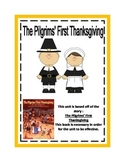 """The Pilgrims' First Thanksgiving"""