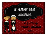 The Pilgrims' First Thanksgiving: A Primary Mentor Sentence Bundle