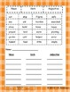 The Pilgrims' First Thanksgiving Language & Writing for 1st, 2nd, 3rd Grade