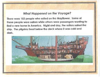 The Pilgrims: Journey to America