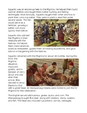 Pilgrims: Mayflower Compact, Plymouth, Squanto and the First Thanksgiving