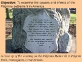 The Pilgrims PowerPoint Presentation