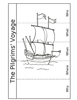 The Pilgrims' Voyage Flipbook