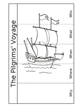 The Pilgrims' Voyage Flipbook