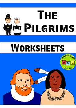 The Pilgrims - Worksheets