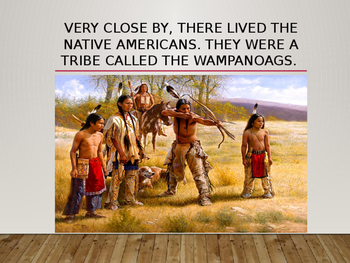 The Pilgrims and Native Americans - A Thanksgiving Story