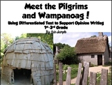 Meet the Pilgrims and Wampanoag!