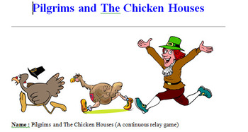 The Pilgrims and the Chicken Houses