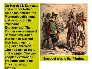 The Pilgrims of Plymouth Rock - REVISED!