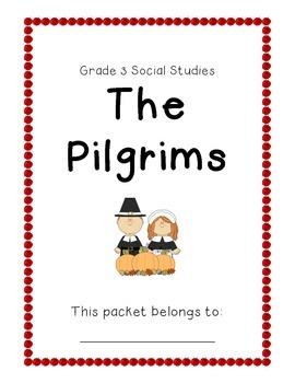 The Pilgrims on the Mayflower - Stations Work