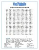 The Pinballs: 3 Categorized Word Searches
