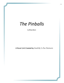 The Pinballs Unit Plus Grammar