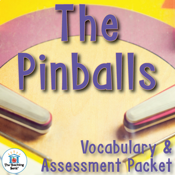 The Pinballs Vocabulary and Assessment Bundle