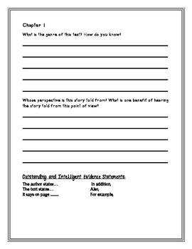 The Pinballs by Betsy Byars Novel Study