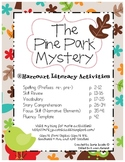 The Pine Park Mystery (Supplemental Materials)