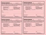 The Pink Slip (An Amazing Discipline Management Tool) PDF