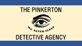 The Pinkerton Detective Agency