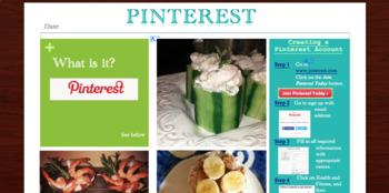 The Pinterest Assignment