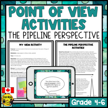 The Pipeline Perspective- Activities to Teach Multiple Perspectives