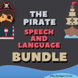 The Pirate Speech and Language Bundle
