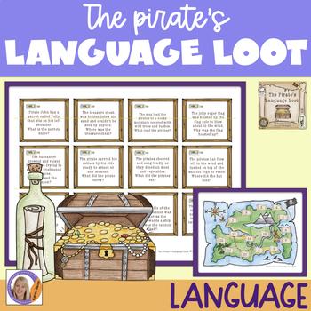 Language: The Pirate's Language Loot