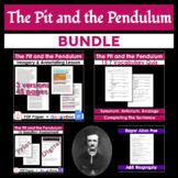 The Pit and the Pendulum Annotated Text and Quiz Bundle [Print & Digital]