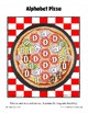 The Pizza Challenge  ~ Focus Alphabet D ~ Patterns Clothes