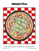 The Pizza Challenge by the Letter ~ Focus Alphabet A ~ Col