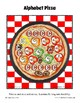The Pizza Challenge by the Letter ~ Focus Alphabet C ~ Patterns Bingo Shapes +
