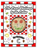 The Pizza Challenge by the Letter ~ Focus Alphabet C ~ Pat