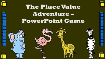 The Place Value Adventure PowerPoint Game