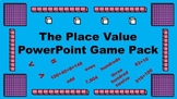 The Place Value PowerPoint Game Pack Bundle