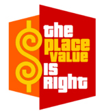 The Place Value is Right - A Place Value Review Game