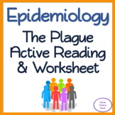 The Plague Active Reading & Worksheet