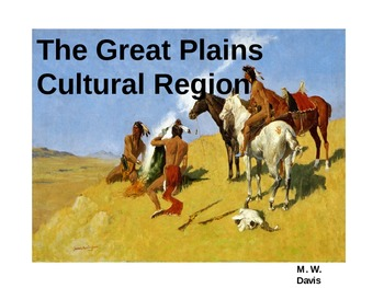 The Plains Indians (Revised)