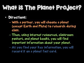 The Planet Project