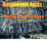 The Planet Rock Lesson 4