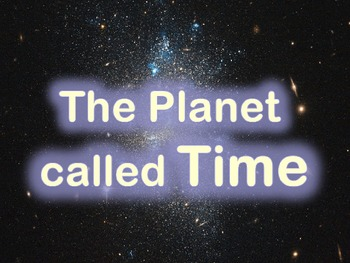 The Planet Time: An introduction to the study of time to the half hour.