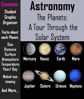 Solar System and Planets PowerPoint