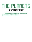 The Planets - A Webquest -