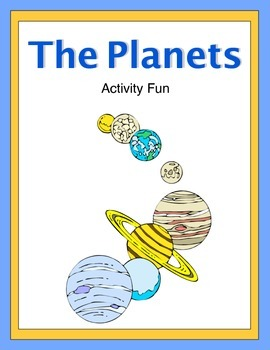 The Planets Activity Fun