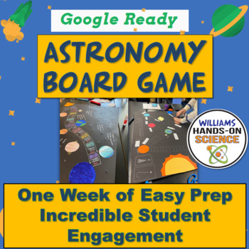 The Planets Board Game