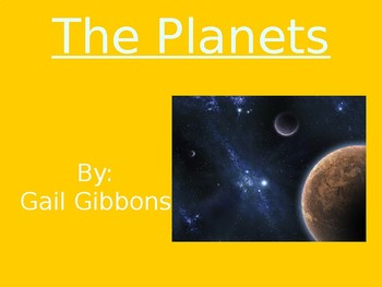 The Planets - Genre & Purpose