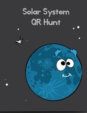 The Planets Webquest - QR Code Hunt
