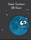 The Planets Webquest - QR Code Hunt