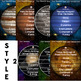 The Planets (by Holst) Staggered Booklets (DIGITAL VERSION) for Music