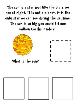 The Planets in our Solar System: Science Unit for Special Education